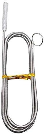 Lange flexibele koelkast Schrobborstel Flexibele zacht aanrakende schrobborstel Reinigingsgereedschap voor thuiskeuken afvoerpijp