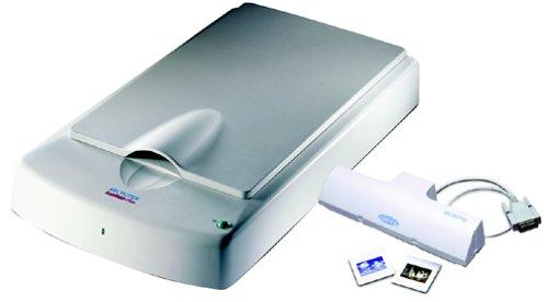 Microtek ScanMaker V6UPL Flatbed Scanner (PC/Mac) by Microtek