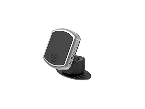 SCOSCHE MPDA MagicMount Pro Universal Magnetic Phone/GPS Mount for the Car, Home or (Rubber Dash Trim)