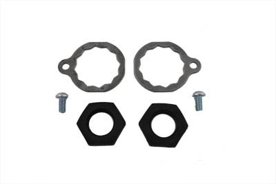 Crank Pin Nut - V-Twin 10-0338 Crank Pin Nut and Lock Kit