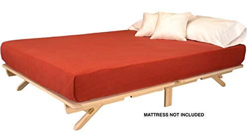 Fold Platform Bed - Twin