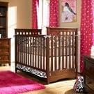 Bonavita Peyton Classic Crib, Chestnut