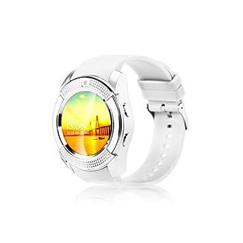 KawKaw V8 - Smartwatch con cámara integrada y Pantalla LCD ...