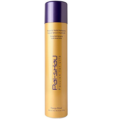 PAI-SHAU IMPERIAL HOLD HAIRSPRAY, 14 fl oz.