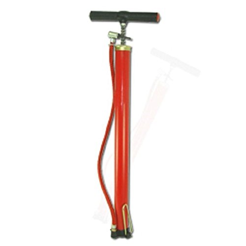 Hand Air Pump Foot Bicycle Bike Tire Basketball Football Soc