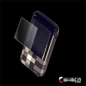 Creative Zen Clear Case (InvisibleShield for Creative Zen Mosaic LX (Screen Only))