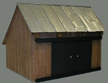 CORRUGATED ROOFING 12 pc  set // Craft Projects/Model Railroad  Buildings/Miniatures, Bird Houses,& Dioramas
