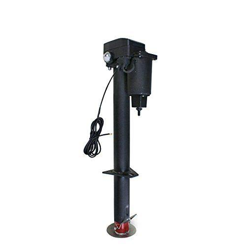 9TRADING 12V Electric Power Tongue Jack RV Boat A-Frame Trailer Camper 3500 lbs by 9TRADING