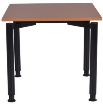 Office akktiv Carina escritorio con tubo redondo de patas – Ancho ...