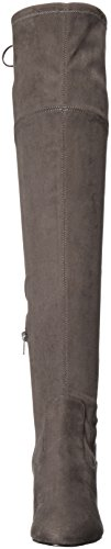 Pelinda Over Ivanka Grey Trump Knee the Boot Women's RqRgU