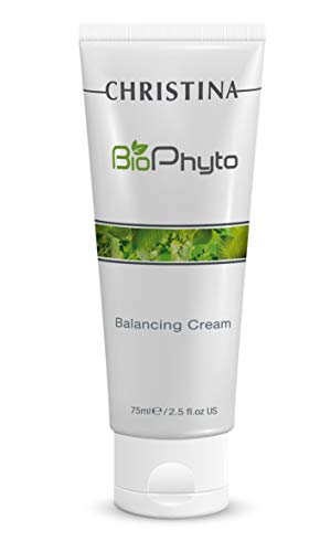 Bio Phyto Balancing Cream – Daily Anti-Aging Face Moisturizer for All Skin Types, 2.5 fl oz. ()