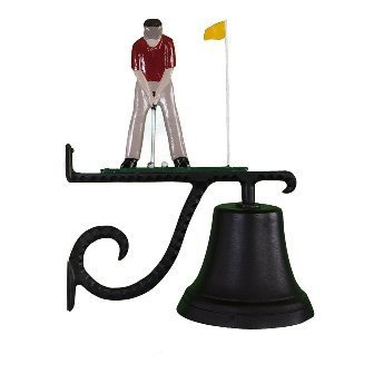 Montague Metal Products Cast Bell with Color Putter