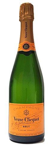 Veuve Clicquot Brut Champagne 75cl Flasche - Dummy ohne Inhalt - Leer