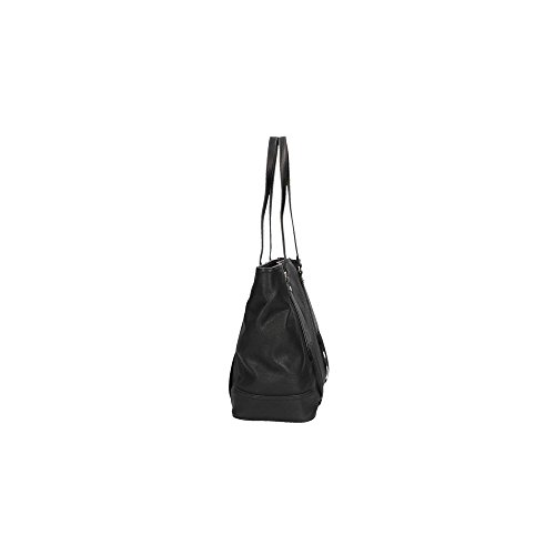 La Martina 41W067K0014 Shopping Bag Mujer Negro