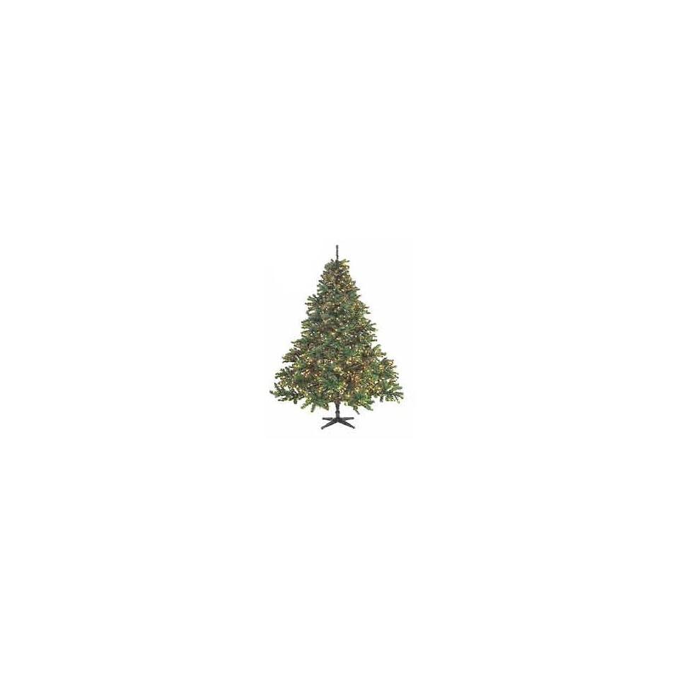 6.5 Pre Lit Full Douglas Fir Artificial Christmas Tree   Clear Lights