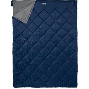 Coleman Durango - Saco de dormir (thermolock construcción reduce la pérdida de calor a través de la cremallera te mantiene calentador: Amazon.es: Jardín