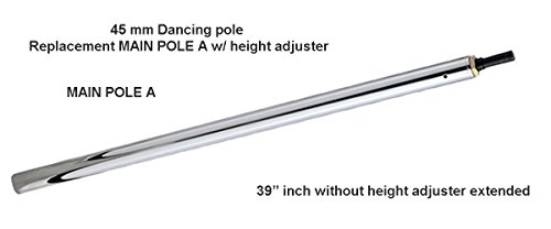 MegaBrand® DANCING POLE 45MM REPLACEMENT PART (MAIN POLE A) ONLY by MegaBrand