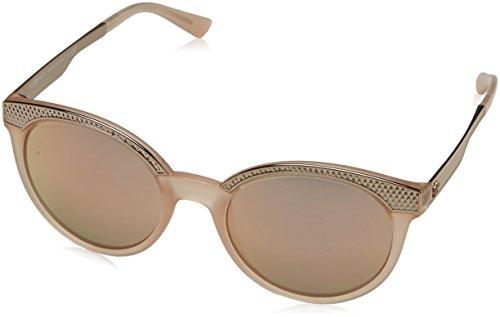 Versace Women's VE4330 Matte Opal Powder/Grey Mirror Rose Gold (Versace Hydrating Lipstick)