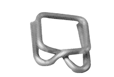 Winterize Products 1/2 Metal Buckles (100/Bag) W PACB412
