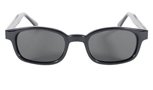 Coast Sunglasses Black Pacific Coast Grey Original Sunglasses Frame Biker Dark KD's Lens Polarized Pacific by wH4Sx4f