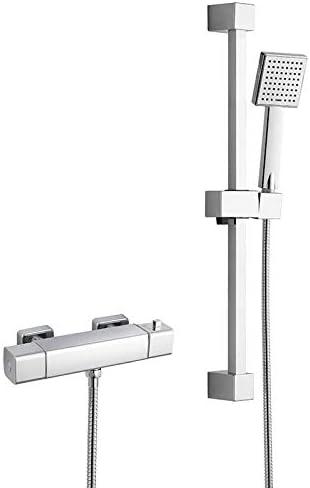 Columna de ducha termostática NOVA, con tecnología KeepCool ...