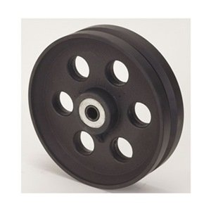 Caster Wheel, 8 D x 2-1/2 In. W, 2500 lb. by Approved Vendor (Image #1)