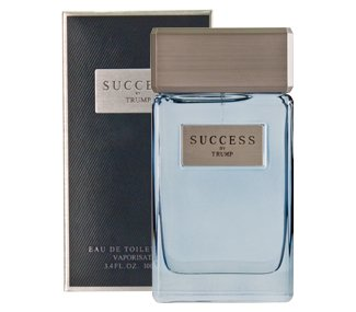 Trump Success Eau de Toilette Spray for Men 3.40 oz