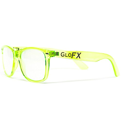 GloFX - Lunette de soleil - Femme vert Transparentes Grün ecv43uN