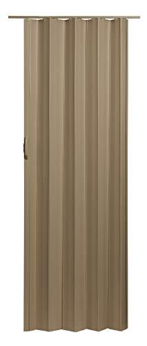 LTL Home Products SI3680TB Sienna Interior Accordion Folding Door, 36 x 80