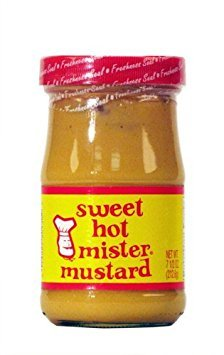 Sweet Hot Mister Mustard 7.5 Ounce ( Pack of 2)