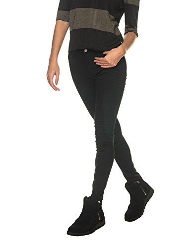 Black Women's Black Pants By Heach Silvian Women's Colombes Sh SYIqCwC