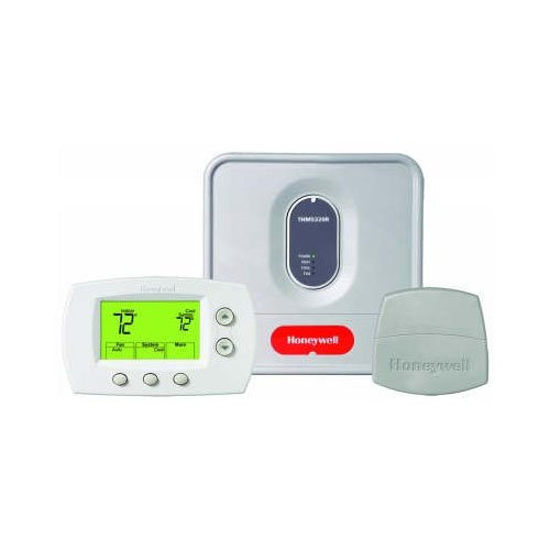 Honeywell YTH6320R1001 Wireless Focuspro Thermostat Kit, Programmable Redlink Enabled