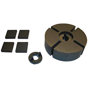 Mr. Heater Rotor Kit with Rotor Vanes Nylon Drive for 2003 or Newer Forced Air Kerosene Heaters