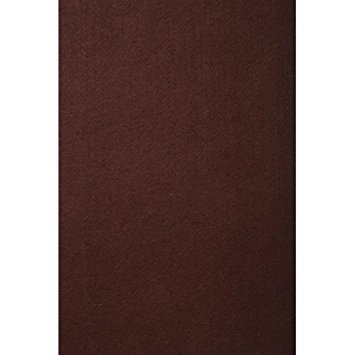 Bulk Buy: Darice DIY Crafts Stiff Felt Sheet Brown 12 x 18 inches (5-Pack) ()