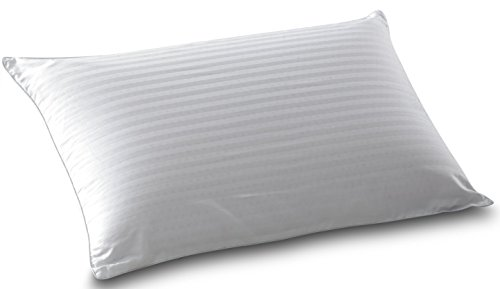 -[ Dunlopillo Super Comfort Full Latex Firm Pillow, White  ]-