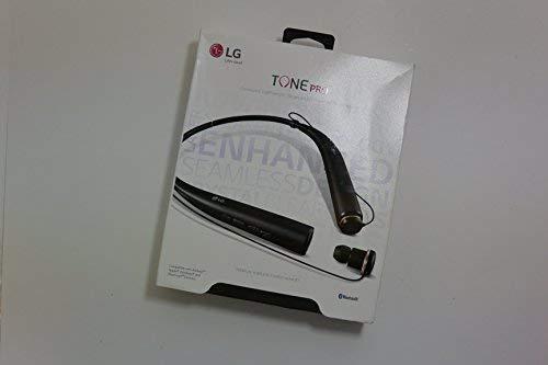 e4e40f30c78 Amazon.com: LG TONE PRO HBS-780 Wireless Stereo Headset - Black ...