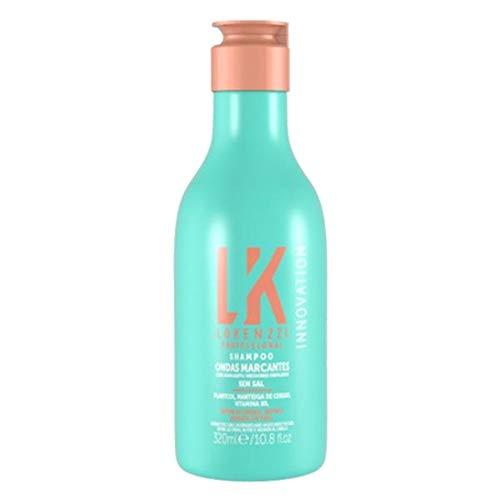 Shampoo 320 ml Ondas Marcantes, Lokenzzi, Lokenzzi