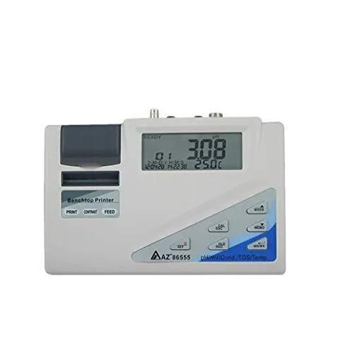 PH Conductivity Tester Meter with Salinometer TDS Testing Instrument Tool(86555)