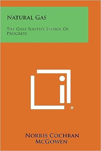 Natural Gas The Gulf Souths Symbol Of Progress Norris Cochran