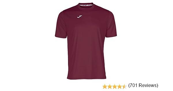 Joma - Camiseta de equipación de Manga Corta para Hombre: Amazon ...