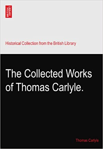 Book The Collected Works of Thomas Carlyle.