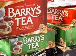 Barry's Irish Tea Assortment Gold 40ct & Irish Breakfast 40ct (80 count total) Imported from Ireland