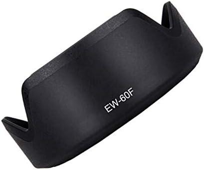 EW-60F Hood Lotus Hood EOS M5 M6 Micro Single EF-M 18-150mm Lens Accessories Photography