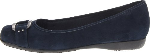 6 Trotters Mujer Signature Azul US Grande Zapatos Planos Sizzle qwASxwCIv