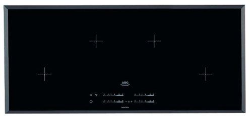 AEG HK-954400-FB Negro Integrado Con - Placa (Negro ...