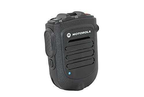 Motorola Original OEM RLN6551 RLN6554A RLN6554 Wireless Remote Speaker Microphone Mic for XPR MOTOTRBO Mobile Radios XPR4300 XPR4350 XPR4380 XPR4500 XPR4550 XPR4580 XPR5350 XPR5380 XPR5550 XPR5580 with vehicle charger by Motorola (Image #3)