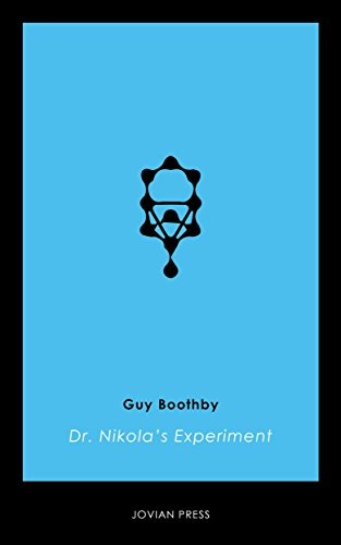 book cover of Doctor Nikola\'s Experiment