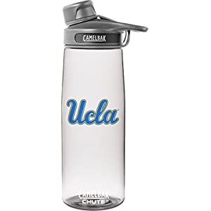 NCAA UCLA Bruins Chute Collegiate, 0.75 L, Clear