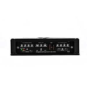 Crunch Power Drive PD4000.4 Bridgeable Amplifier (4,000 Watts Max, Pro Power Class Ab 4-Channel)