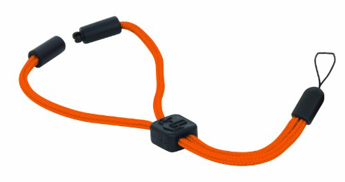 Chums Safety 82047617 Breakaway Small Tool Safety Wrist Lanyard, Neon Orange (Pack of 3) - Safety Wrist Lanyard